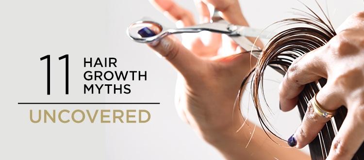 11 Hair Myths