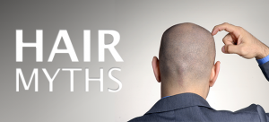 hair myths in men
